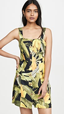 Banana Craze Mini Dress