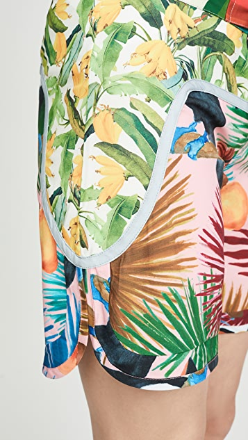 FARM Rio Tropical Board Shorts