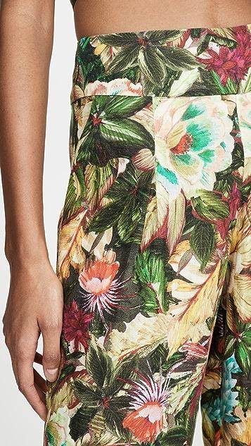 FARM Rio Широкие брюки Garden Dreams