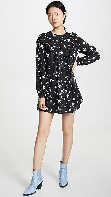 FARM Rio Stardust Mini Dress