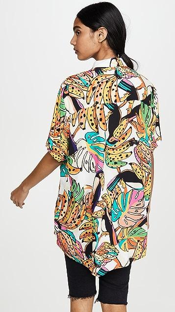 FARM Rio Crazy Tucanos 衬衫