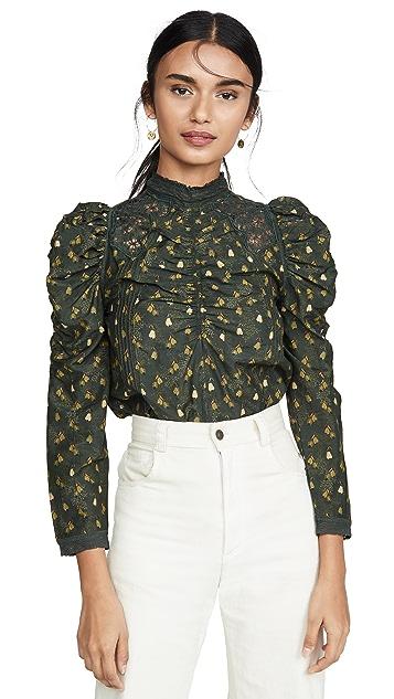 FARM Rio 军旅风格女式衬衫