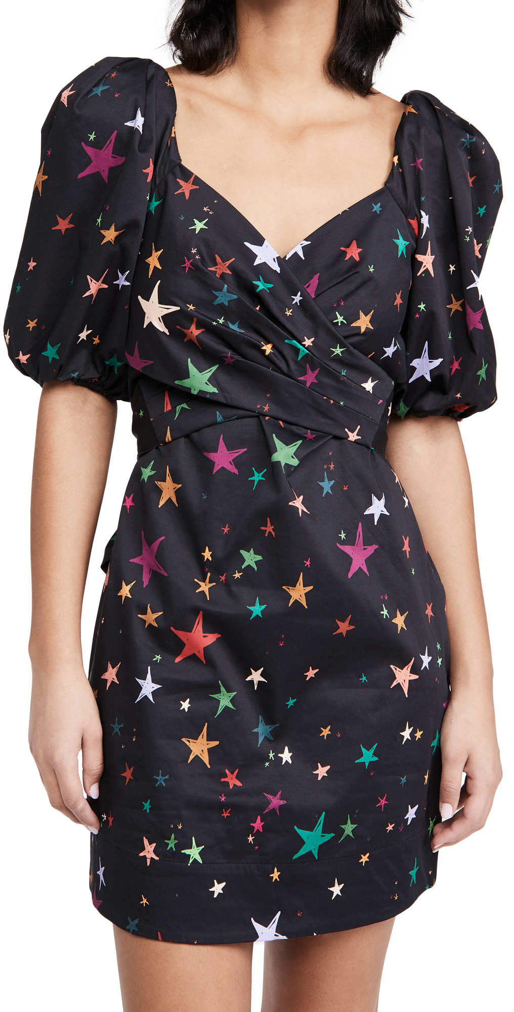 FARM Rio Night Sky Mini Dress