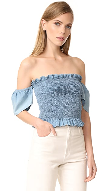 Father's Daughter Emma Tube Top