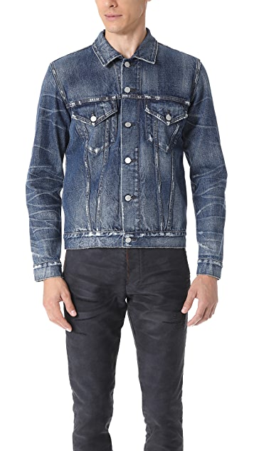 Fabric Brand & Co. Melik Trucker Jacket