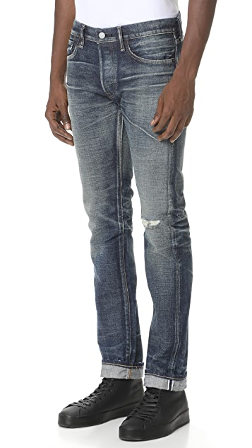 Fabric Brand & Co. Abram Slim Fit Jeans