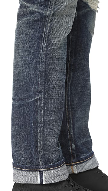 Fabric Brand & Co. Abram Slim Fit Jeans