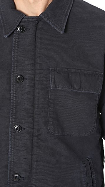 Fabric Brand & Co. Martitime Deck Jacket