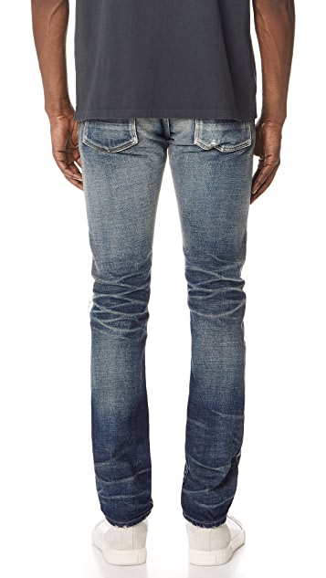 Fabric Brand & Co. Abram Selvedge Slim Fit Jeans