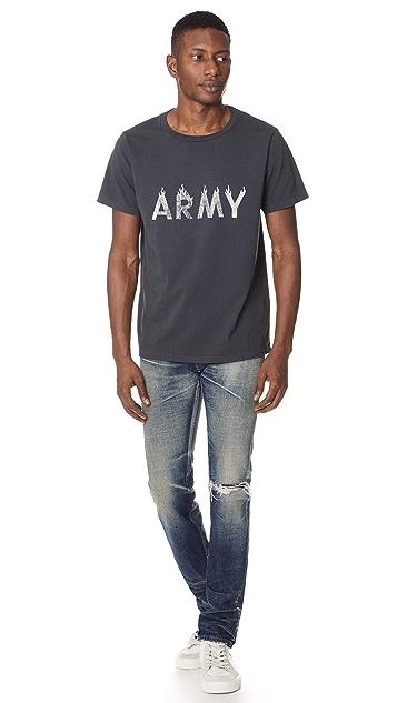 Fabric Brand & Co. Abram Selvedge Slim Fit Jeans