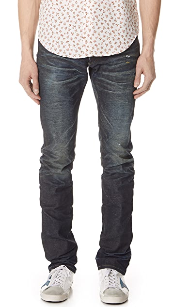 Fabric Brand & Co. Jacob Selvedge Jeans