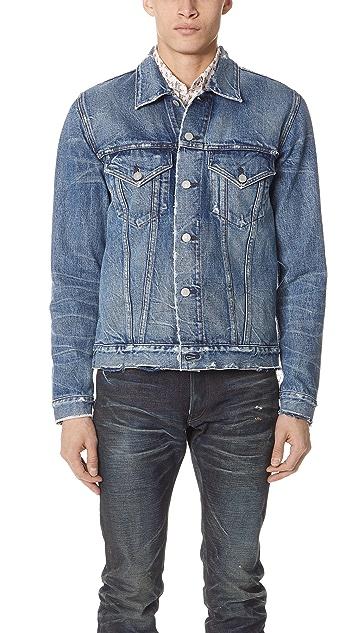 Fabric Brand & Co. Argon Trucker Jacket