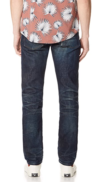 Fabric Brand & Co. Selvedge Slim Fit Jeans