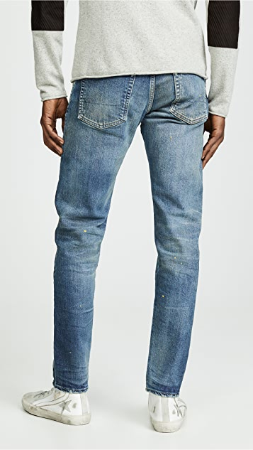 Fabric Brand & Co. Shima Standard Slim Fit Denim