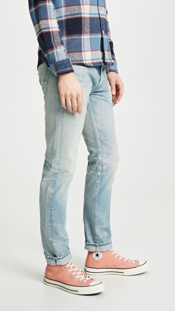 Fabric Brand & Co. Shima Standard Slim Fit Denim Jeans
