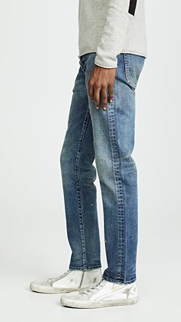 Fabric Brand & Co. Rake - Standard Slim Fit Denim Jeans