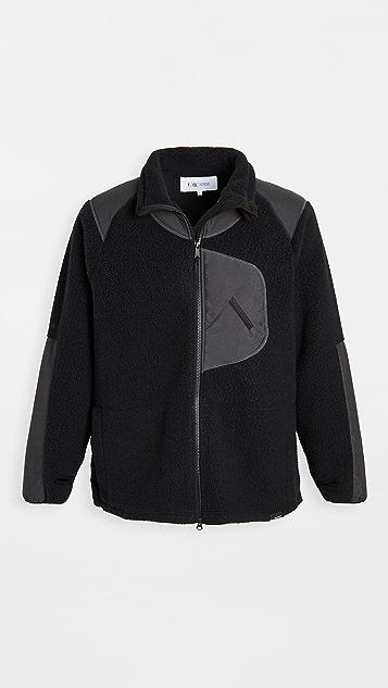 F/CE Polartec Full Zip Jacket