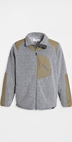 F/CE - Polartec Full Zip Jacket