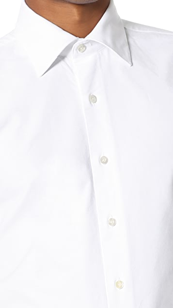 Freemans Sporting Club Hopkins Oxford Shirt