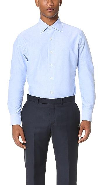 Freemans Sporting Club Hopkins Oxford Shirt
