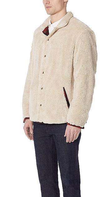 Freemans Sporting Club Reversible Shirt Jacket