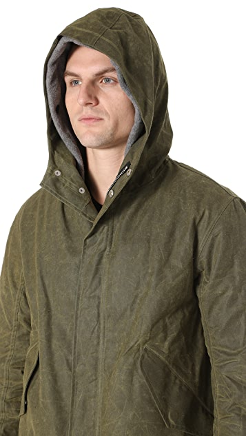 Freemans Sporting Club Milspec Parka