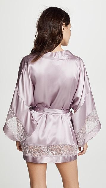 Fleur du Mal Chateau Lace Kimono