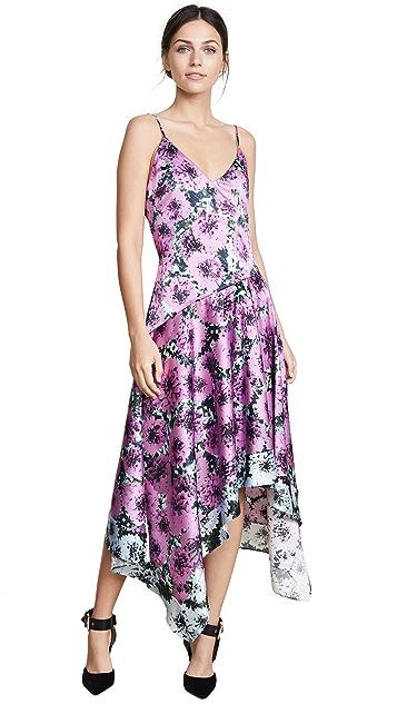 Fleur du Mal Handkerchief Dress