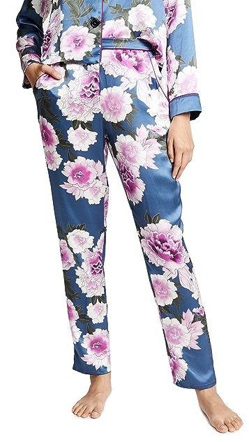 Fleur du Mal PJ Pants