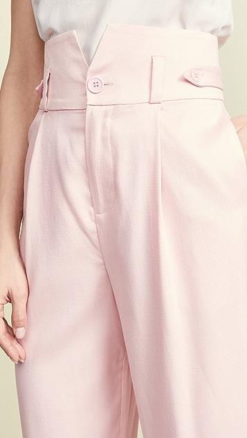 Fleur du Mal V Waist Trousers