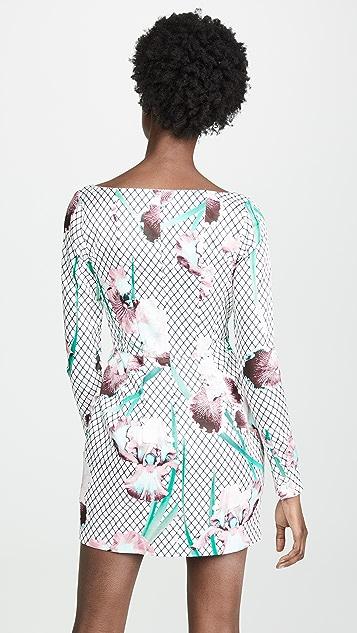 Fleur du Mal Платье с корсетом