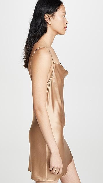 Fleur du Mal 垂褶领短衬裙