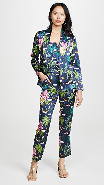 Fleur du Mal 居家裤