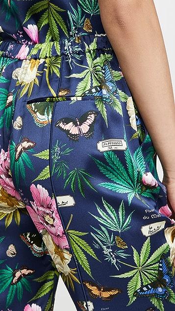 Fleur du Mal Пижамные брюки