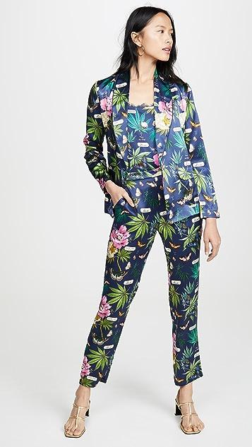 Fleur du Mal Straight Neck Cami