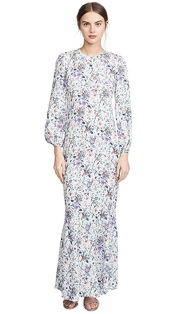 Fleur du Mal 鱼尾连衣裙