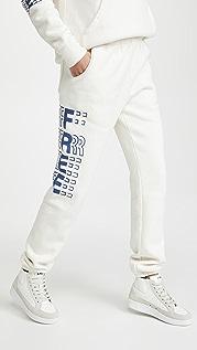Free & Easy Peace Heavy Fleece Sweatpants