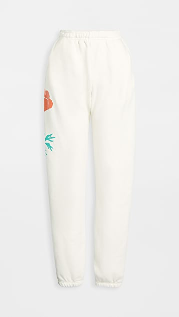Free & Easy Poppy Heavy Fleece Sweatpants