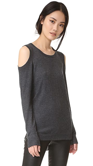 Feel The Piece Remy Cold Shoulder Sweater