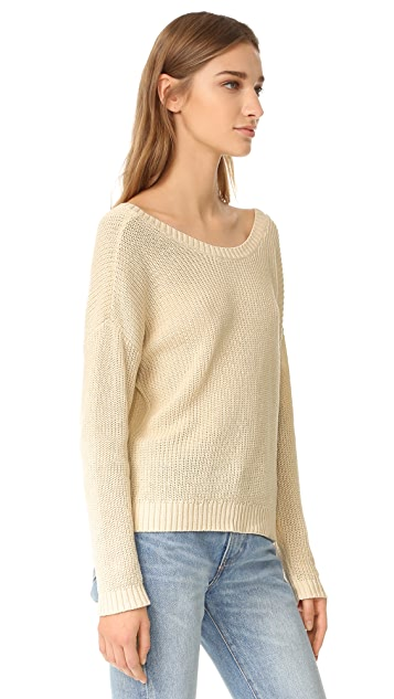 Feel The Piece Doral Sweater