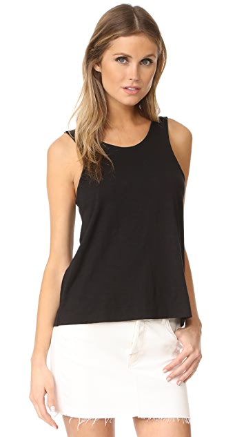 Feel The Piece Ventura Lace Up Tank