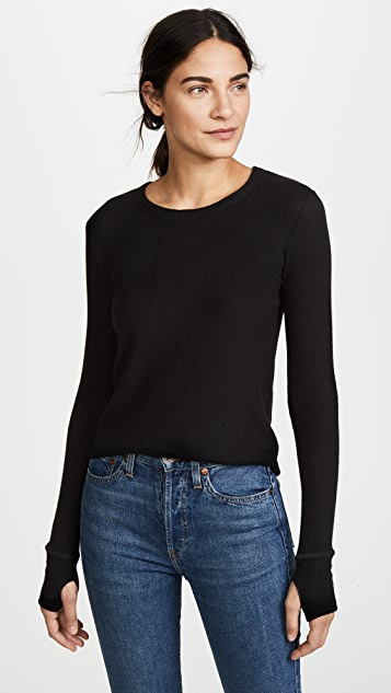 Feel The Piece Aida Brushed Sweater