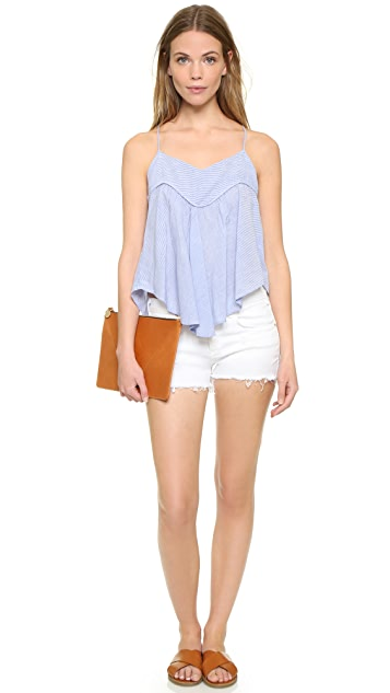Felicite Butterfly Top