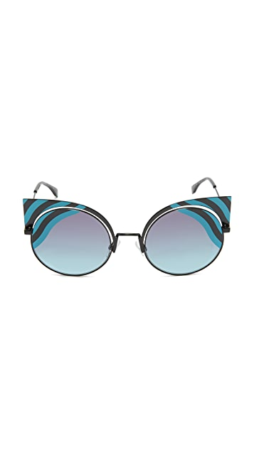 Fendi Hyposhine Sunglasses