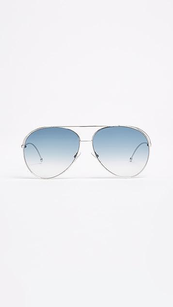 aa23d0a55e7 Fendi. Double Rim Aviator Sunglasses. Add to My Designers