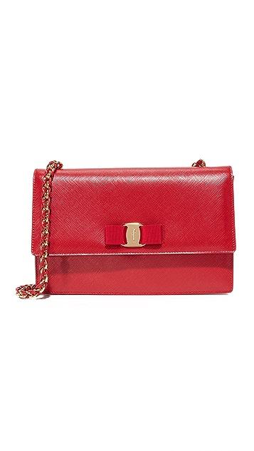 Salvatore Ferragamo Ginny Crossbody Bag  0623d6bf1f0c7