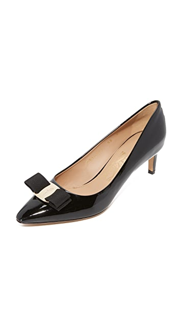 Salvatore Ferragamo Emy Pumps
