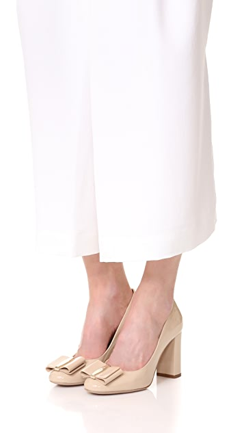 Salvatore Ferragamo Elinda Pumps