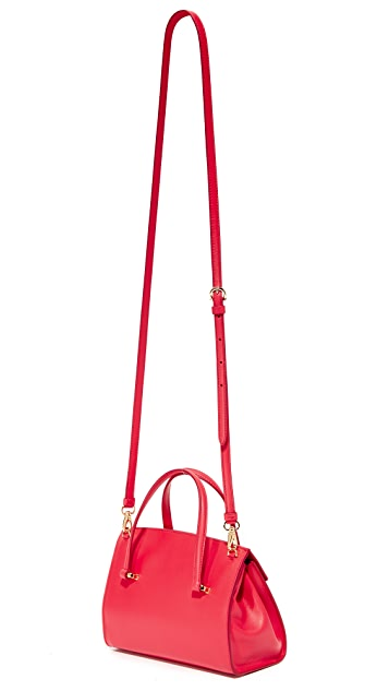 Salvatore Ferragamo Mini Mara Satchel