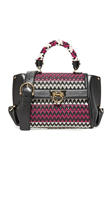 Salvatore Ferragamo Sofia Mini Satchel
